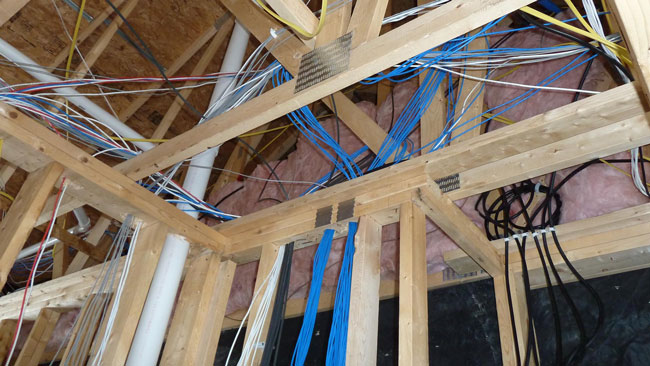 Wiring A House For Audio And Video